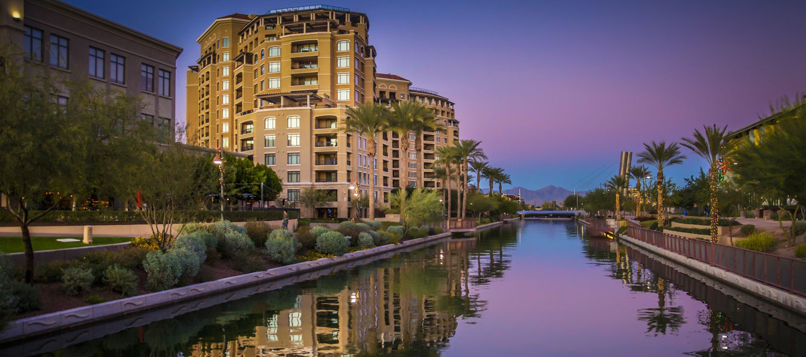 Condos for sale in Scottsdale AZ Water Front District
