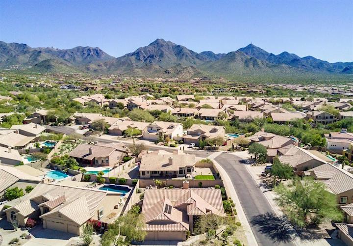 Houses For Sale In Ironwood Village Neighborhood North Scottsdale Arizona