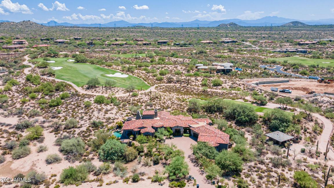 Houses For Sale In Scottsdale Arizona Mirabel Neighborhood